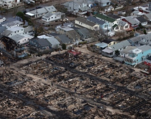 optimism learned through hurricane sandy