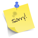 Importance of the Apology
