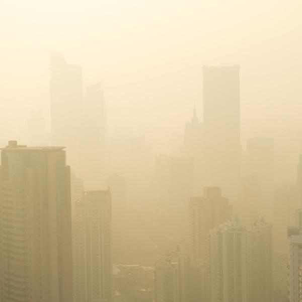 smog in china health environment hazard