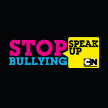 bullying speak up stop bullying cartoon network