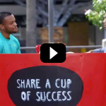 Share a Cup of Success