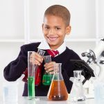 Child Scientists Change the World